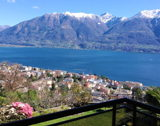 Ascona - Holiday apartment with 2.5 rooms and lake view
