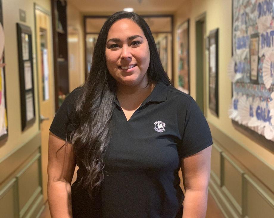 Lynette Hernandez , Teacher