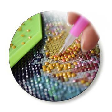 45aa2b8181 Diamond Painting Kits – Home Craftology