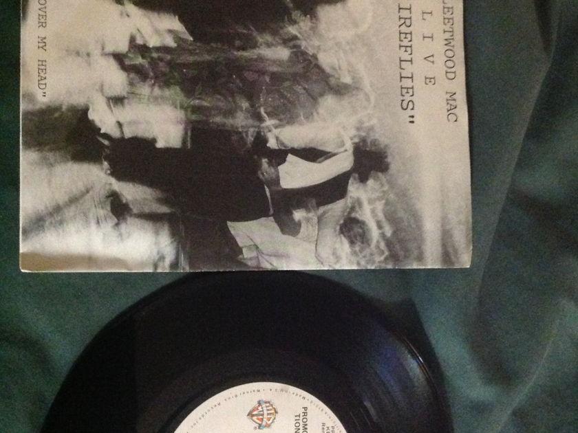 Fleetwood Mac - Fireflies Promo Remix Edit Mono/Stereo 45 With Sleeve