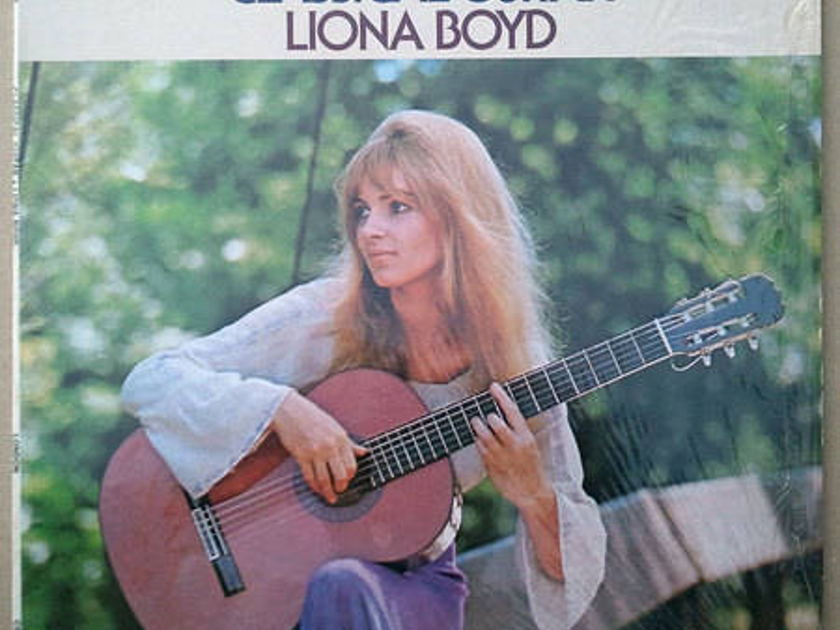 London ffrr/Liona Boyd - - Classical Guitar / NM
