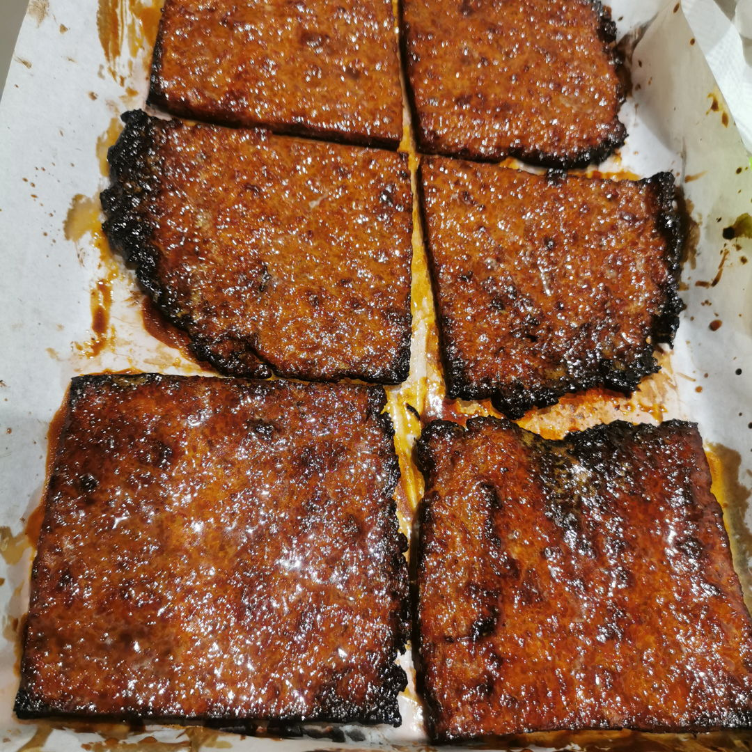 This recipe is so far the best one I have seen around! I have made several batches but the thickest one I have made was the best, the others became charred as they were too thin