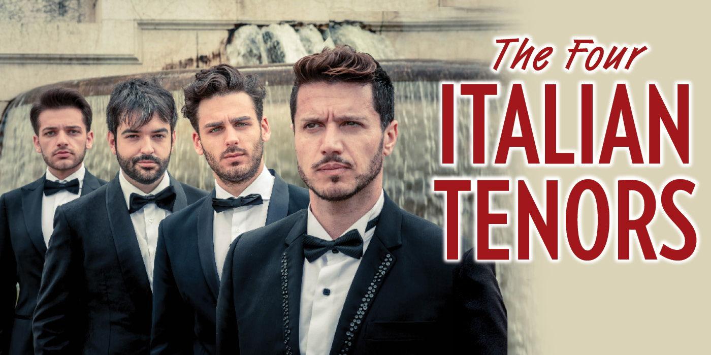 The Four Italian Tenors at the Shubert Theatre