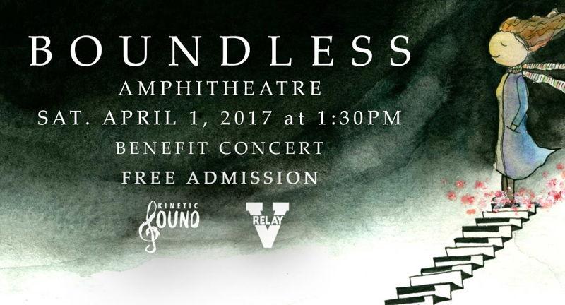 Kinetic Sound Outdoor Instrumental Concert: Boundless