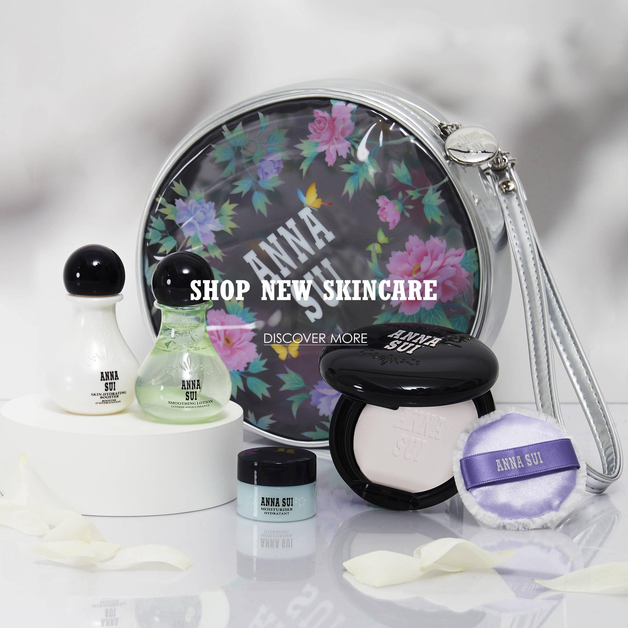 Shop New Skincare