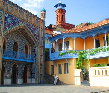 Душевный Тбилиси: город и горожане