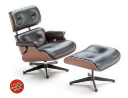 Influential Designers: Charles and Ray Eames