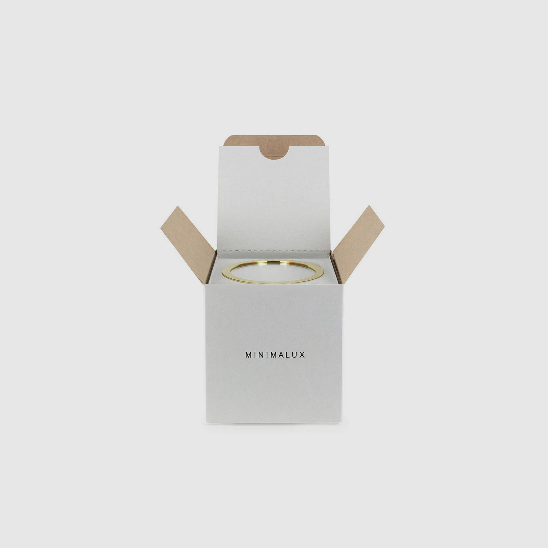 Pocket Mirror packaging