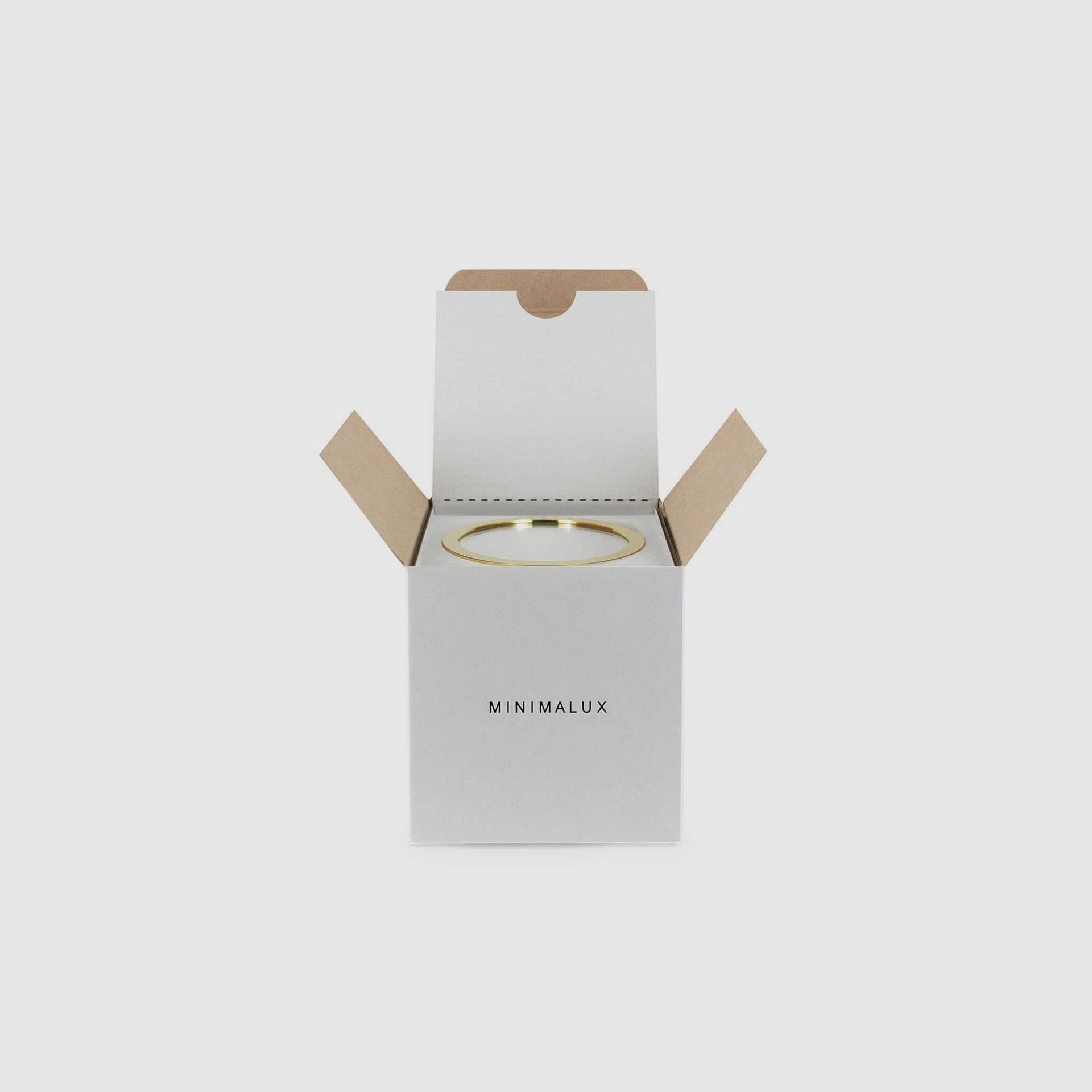 Pocket Mirror packaging