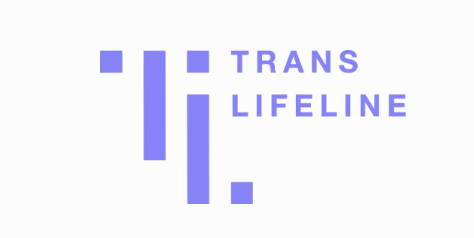 Trans Lifeline Logo and Link