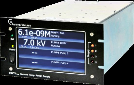 Digitel Gamma Pumps Controllers