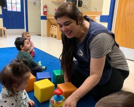 Mrs. Malik , Older Infant Lead Teacher