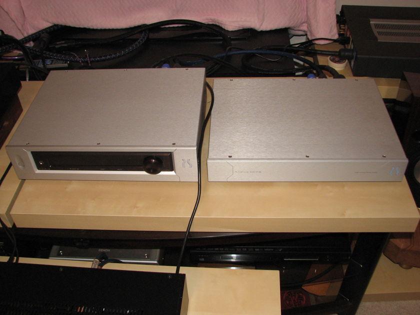 PS Audio PCA-2 + HCPS