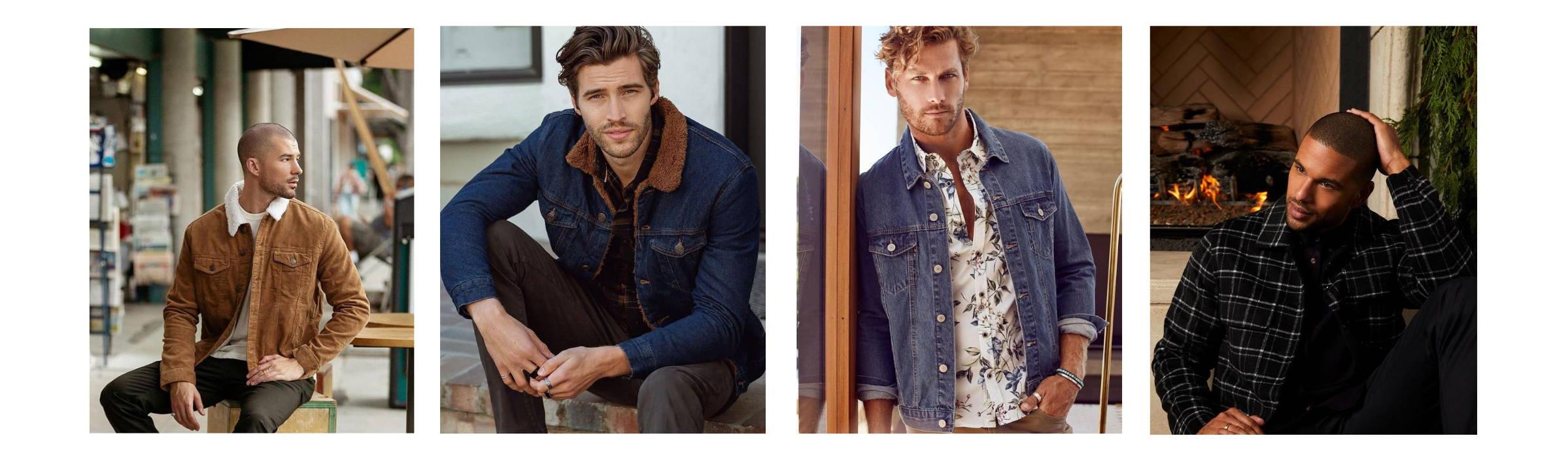 top mens jackets
