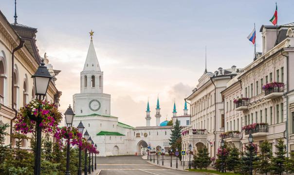 Обзорная фото-экскурсия по центру Казани