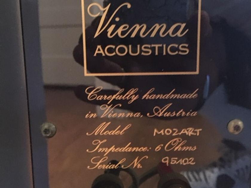 Vienna Acoustics Mozart and center Theatro