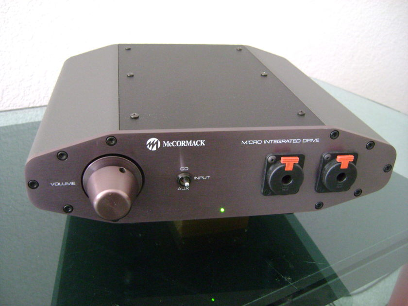 Mccormack Micro  Integrated Headphone Drive