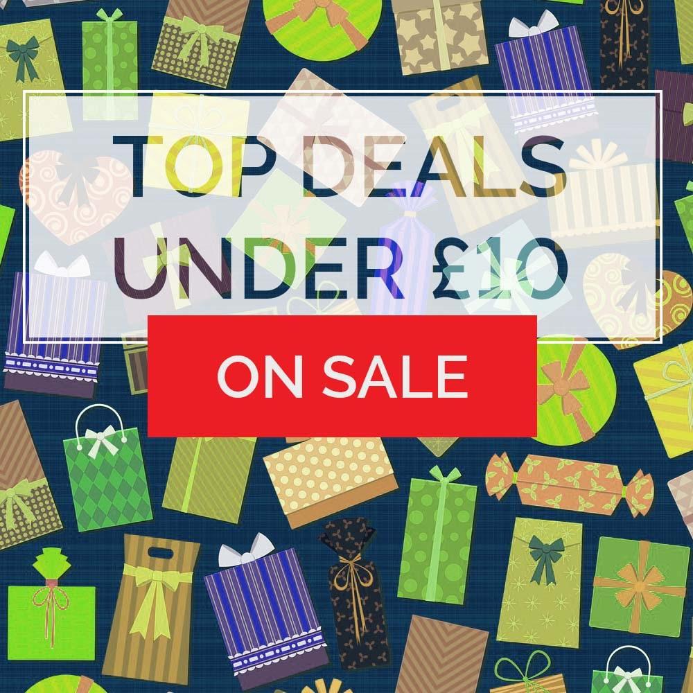 Top Deals under £10