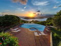 Six-Night Stay in a Private St. Thomas Villa Overlooking the Caribbean Sea for 8