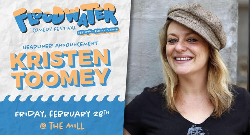 Kristen Toomey Presented By Floodwater Comedy Festival