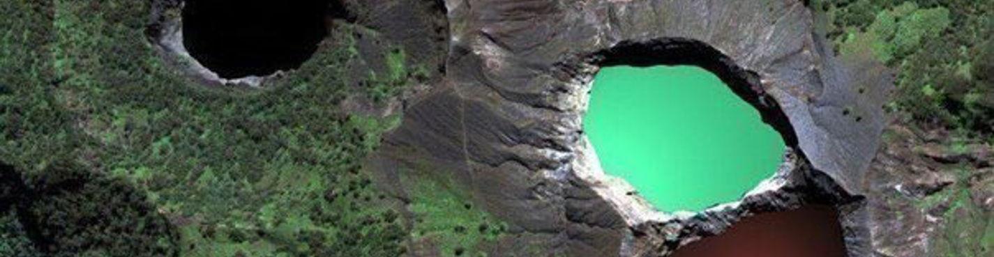 3 озера Келимуту