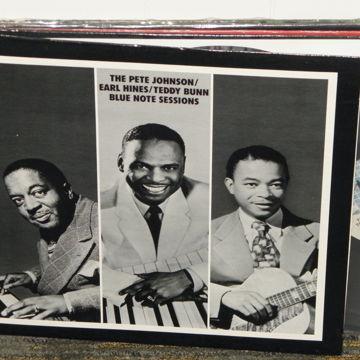 The Pete Johnson/Earl Hines/Teddy Bunn