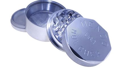 Basic Weed Smoking Accessories - Best Herb Grinder - Dankstop