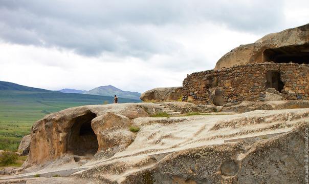 Пещерный город Уплисцихе и Гори