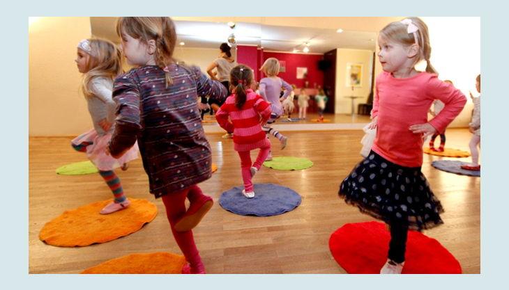 bg der tanzsalon tanzschule eigener tanz