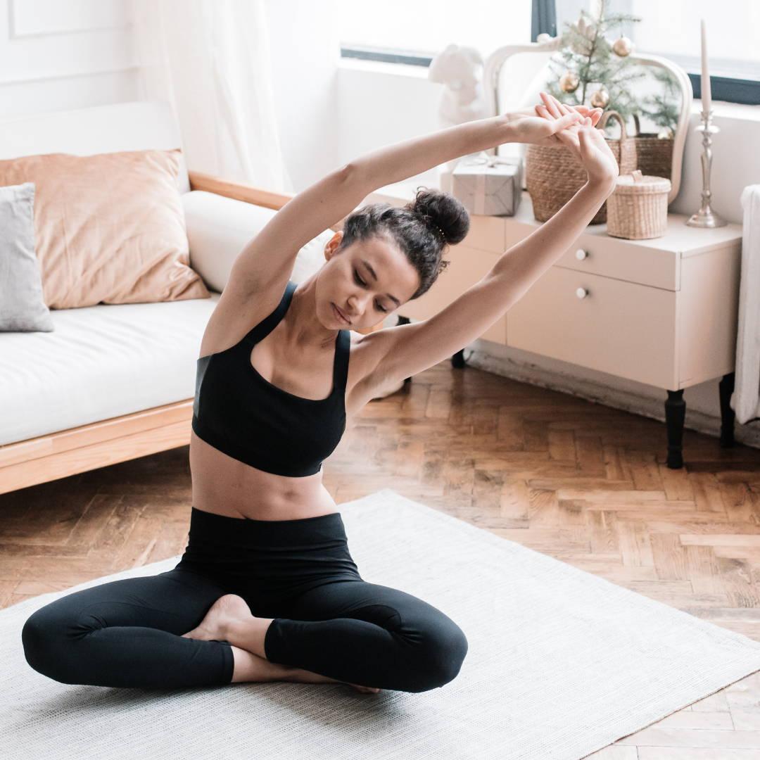 yoga méditation vertus bien etre cbd