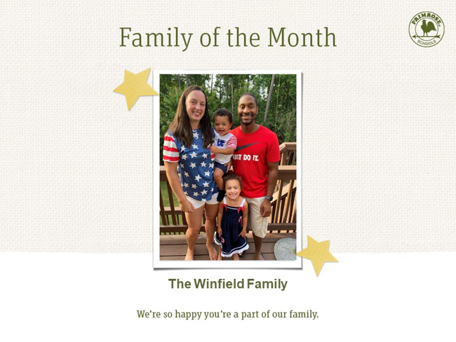 The Winfield Family