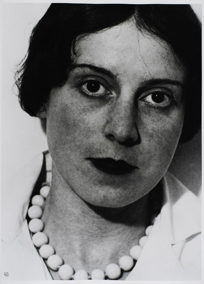 Self-portrait, Paris, 1931