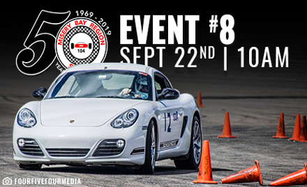MBR SCCA Event #8 2019