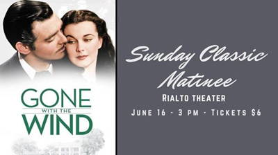 Sunday Classic Matinee - Gone With The Wind