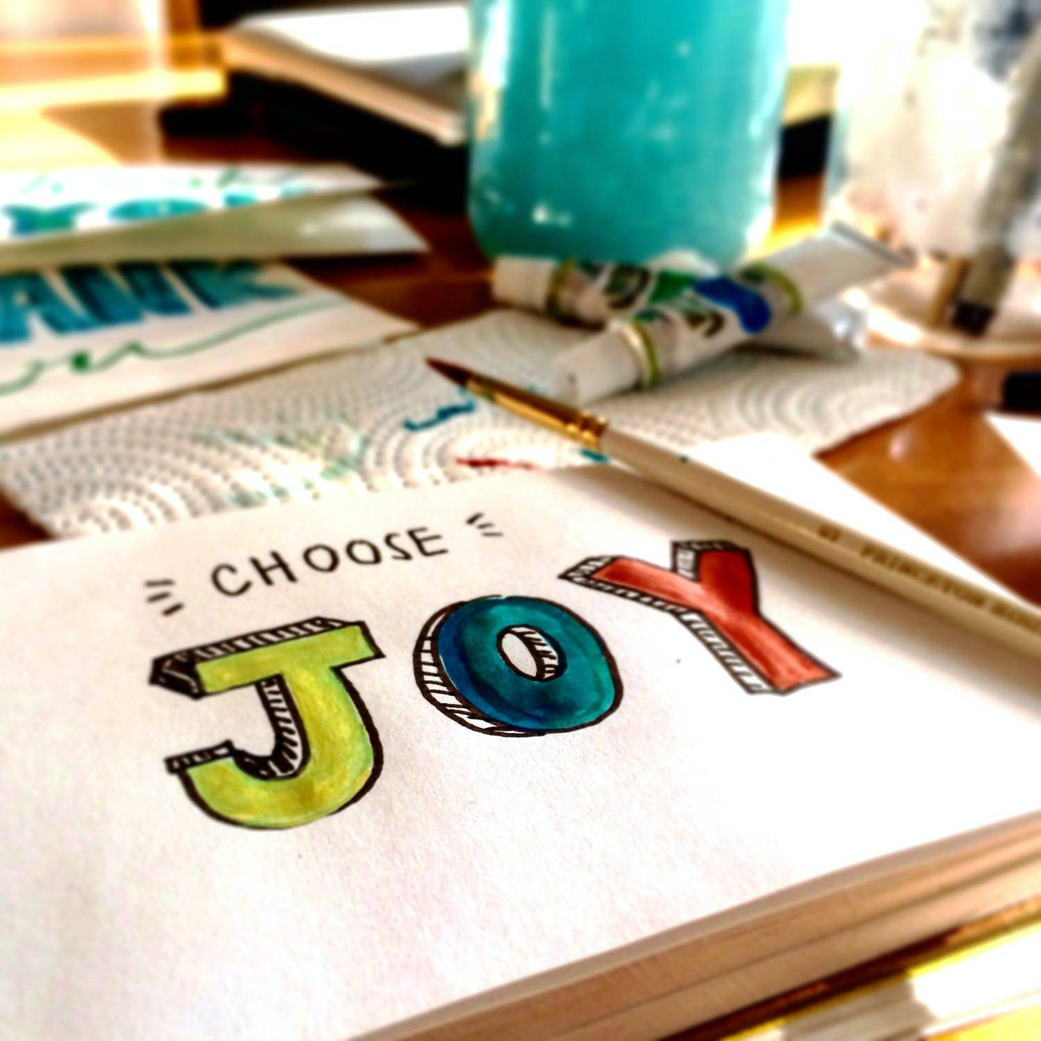 choose joy photo