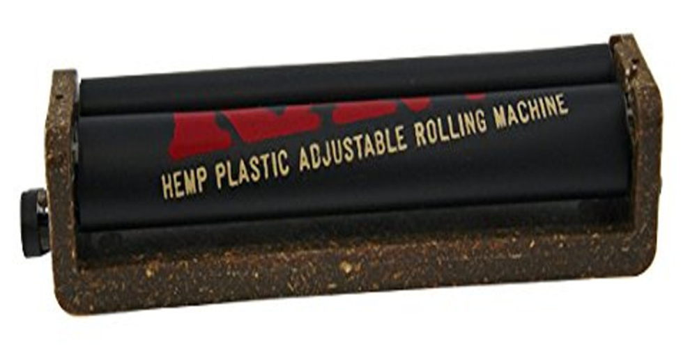 Hemp Plastic Raw Rolling machine for perfect Joints