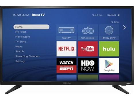 "Insignia 43"" Smart TV"