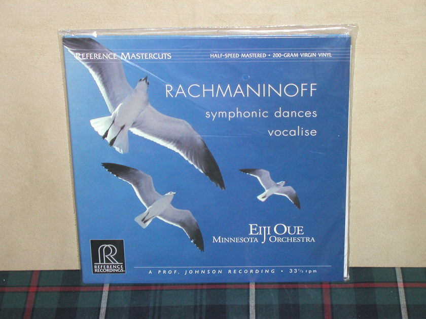 Oue/MO - Rachmaninoff Symphonic Dances Reference Mastercuts RM-1504