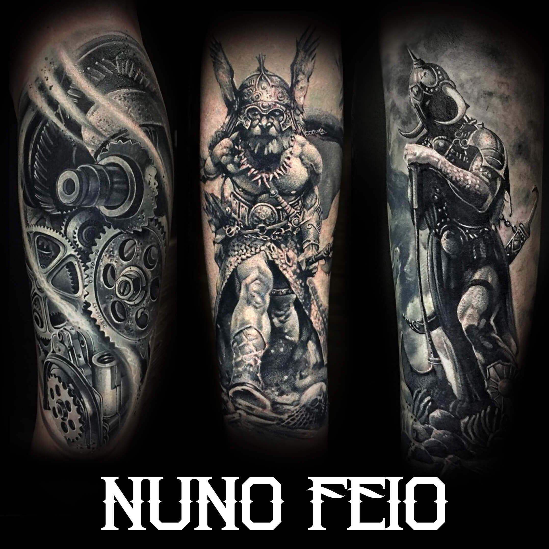 Nuno Feio Pro Series Set