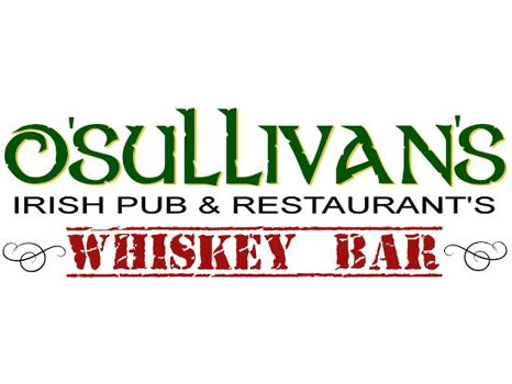 Three $15 Gift Certificates to O'Sullivan's