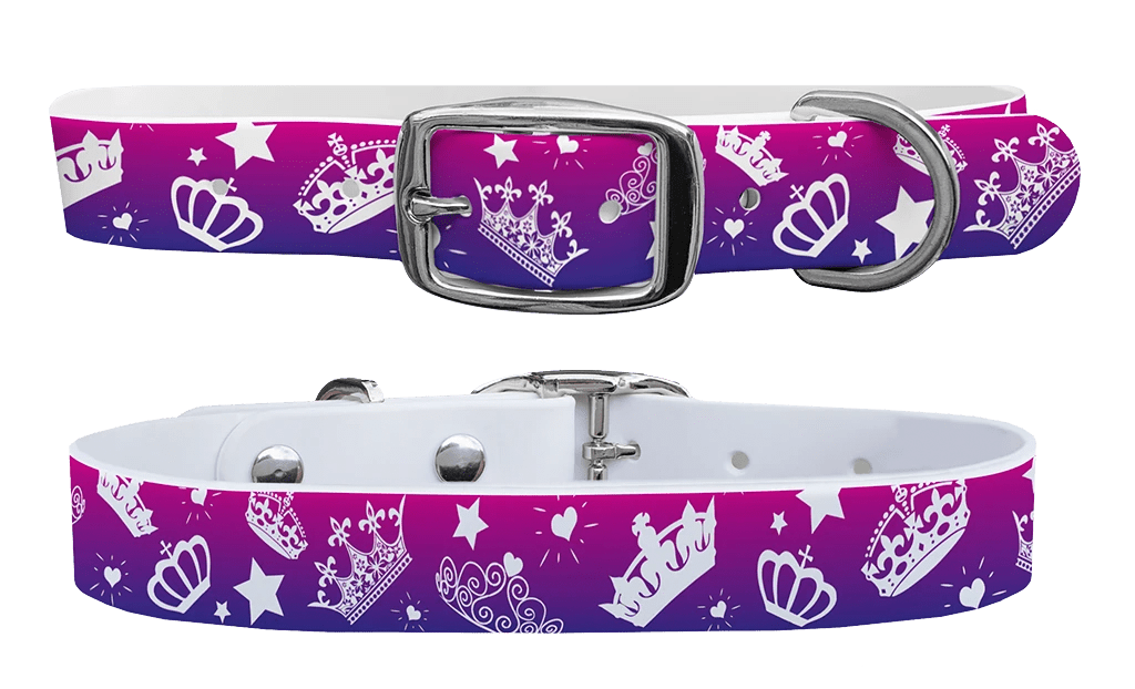 Bling c4 dog collar