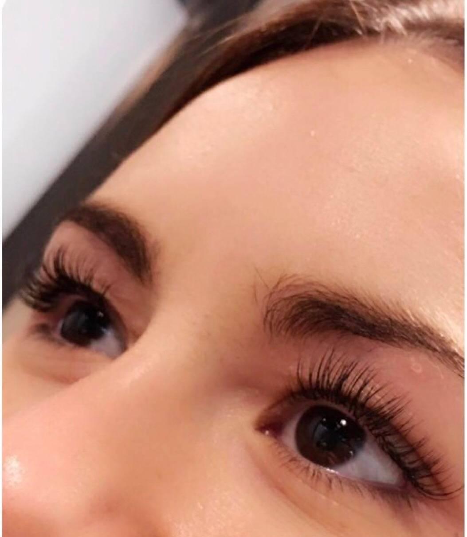 eyelash extensions moka & sarah