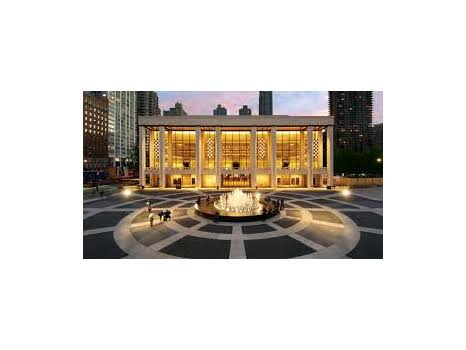 Night at Lincoln Center for Two & Dinner at The Benjamin Steakhouse