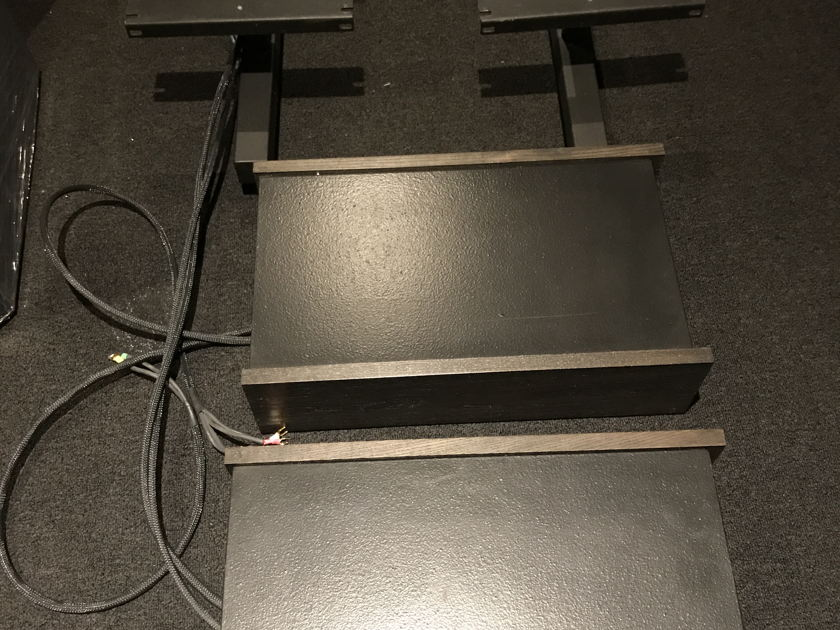 B&W (Bowers & Wilkins) Matrix 801 s3 NORTH CREEK crossover sound anchor stand LOCAL PICKUP no box