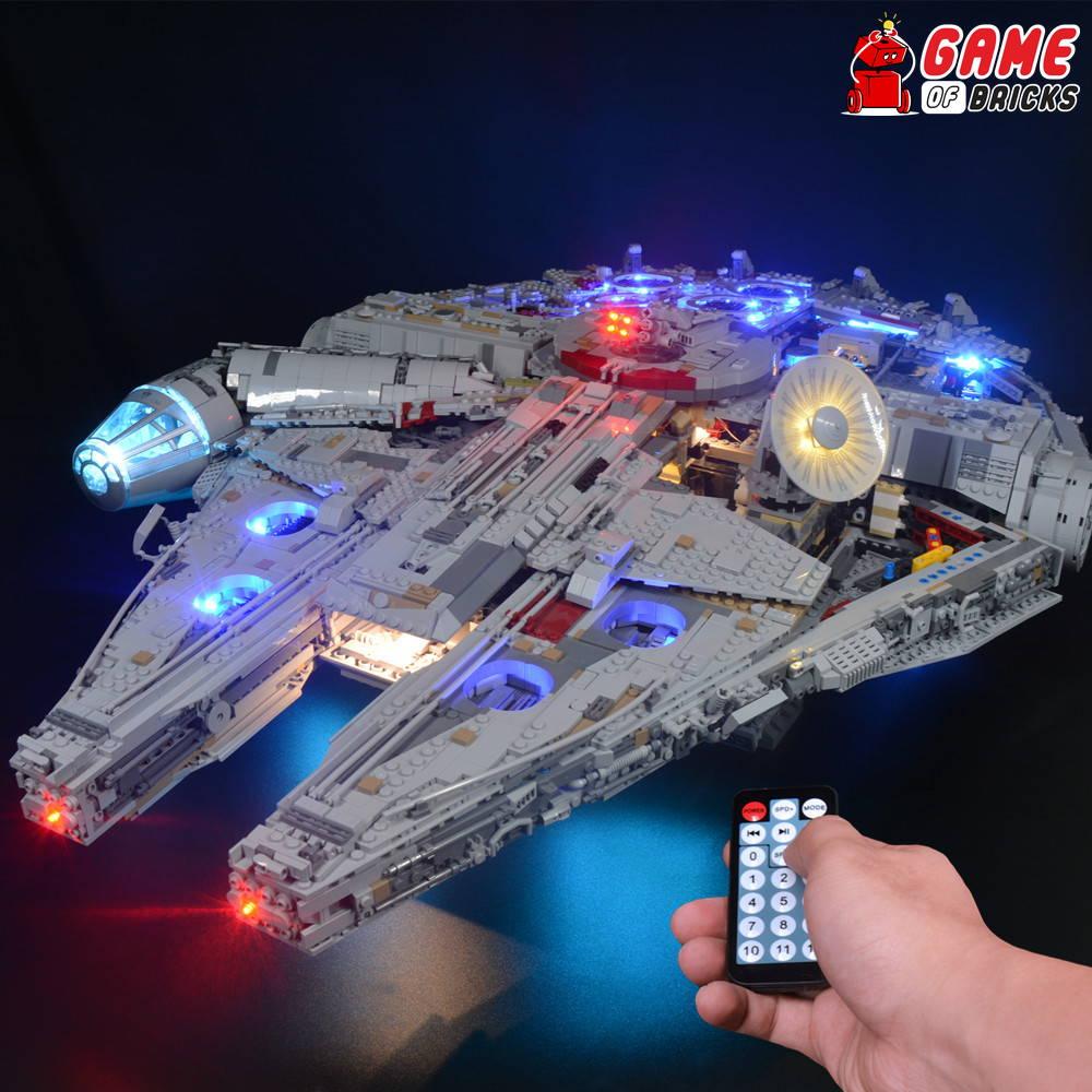 LEGO Millennium Falcon 75192 Light Kit