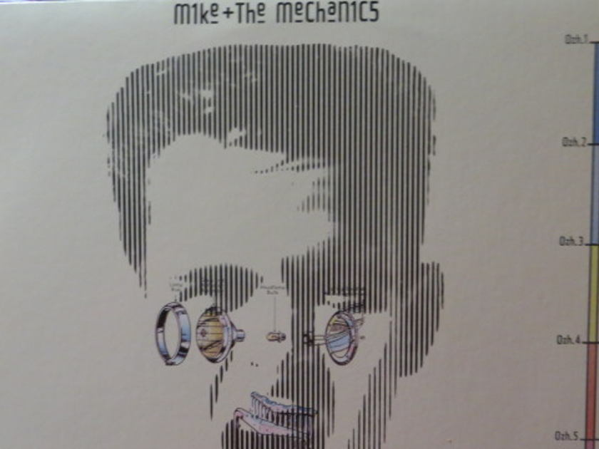 MIKE + THE MECHANICS - SAME
