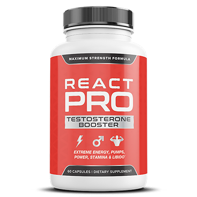 React Pro Testosterone Booster Bottle.png