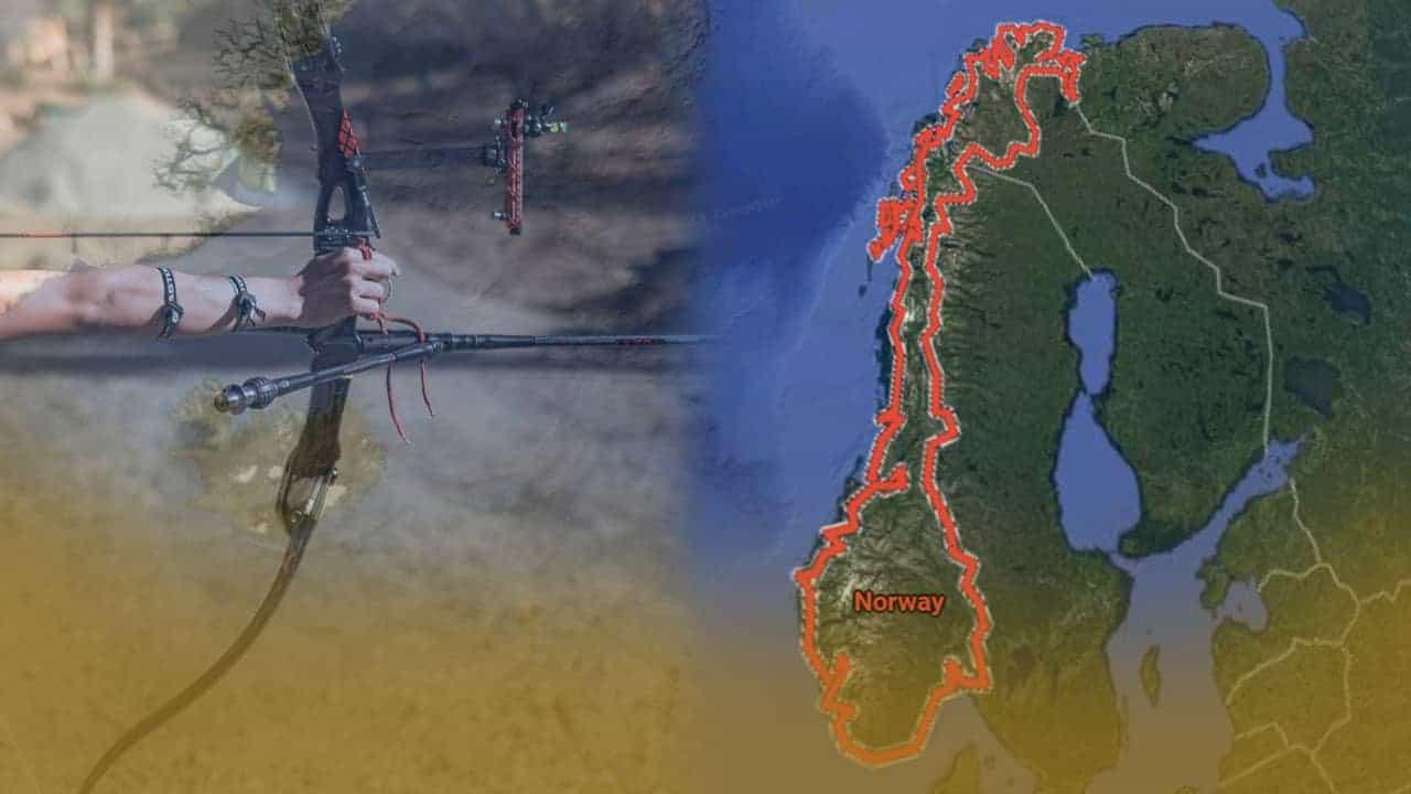 LALAKI SA NORWAY PUMATAY AT SUMUGAT GAMIT ANG PANA; MGA PULIS PINAGBITBIT NA NG BARIL