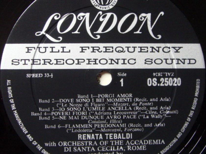 DECCA-LONDON SXL-WB-ED1 / JOAN SUTHERLAND, - Operatic Recital, NM-!