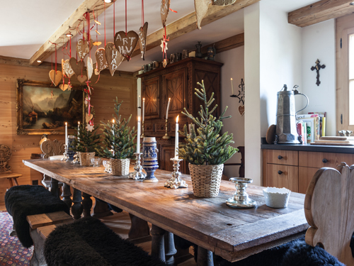 7 festive tips for the first Christmas in your new home